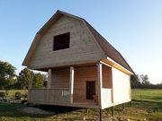 Строительство домов,  бань,  беседок из проф. бруса. Пинск - foto 3