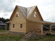 Строительство домов,  бань,  беседок из проф. бруса. Пинск - foto 5