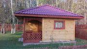 Строительство домов,  бань,  беседок из проф. бруса. Пинск - foto 6