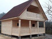 Строительство домов,  бань,  беседок из проф. бруса. Пинск - foto 7