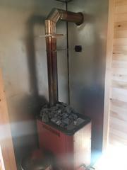 Баня Мобильная за 1 день под ключ установка в Пинске - foto 1