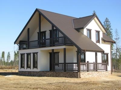 Производство и строительство каркасных домов. Пинск - main