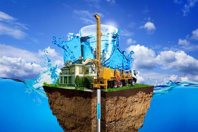 Бурение скважин на воду в Пинске - main